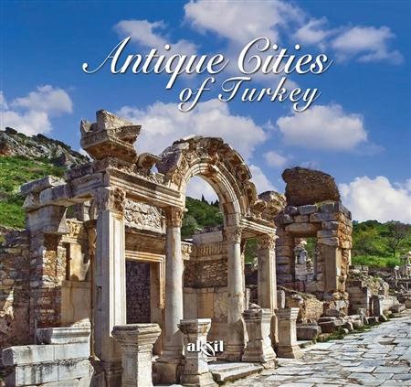 ANTIQUE CITIES OF TURKEY fiyatları