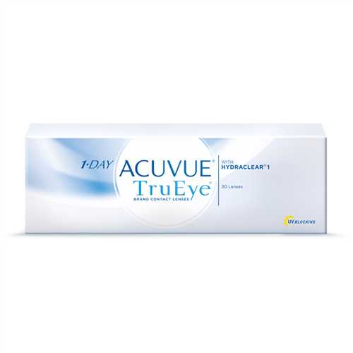 Acuvue Trueye fiyatları