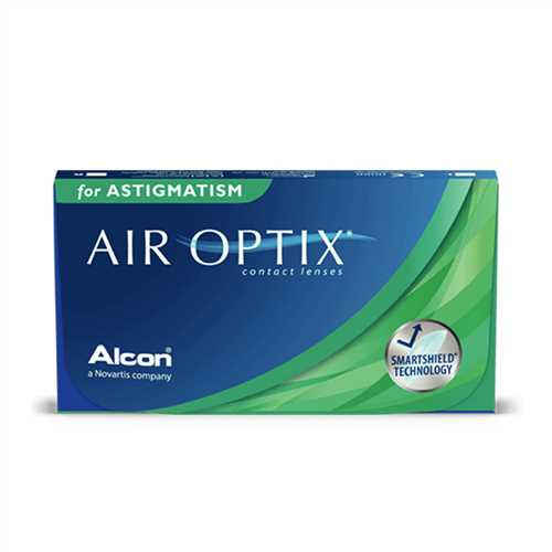 Alcon Air Optix for Astigmatism