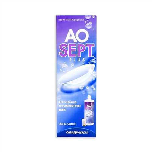 Alcon Aosept Plus 360 ml Lens Solüsyonu