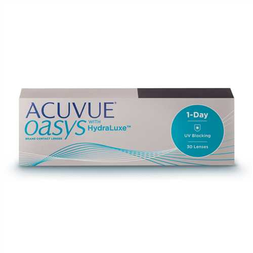 Johnson & Johnson Acuvue Oasys 1 Day