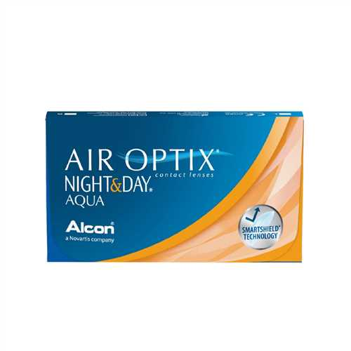 Alcon Air Optix Night and Day Aqua